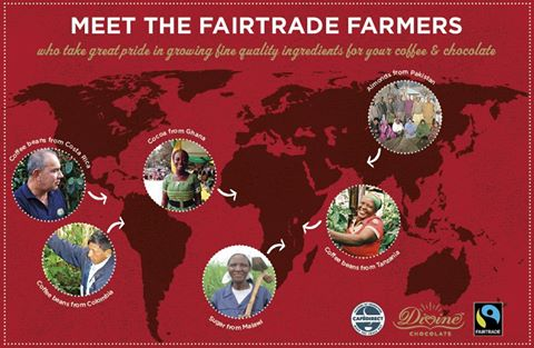 Meet the farmers from Divine and CafeDirect (1)